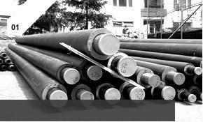 Montáž teplovodných rozvodov - predizolované potrubie